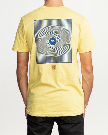 4 Mind Wrap T-Shirt  M401TRMI RVCA