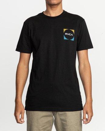 2 Motorstripe T-Shirt  M401TRMS RVCA