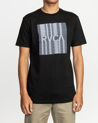 1 Repeated T-Shirt  M401TRRE RVCA