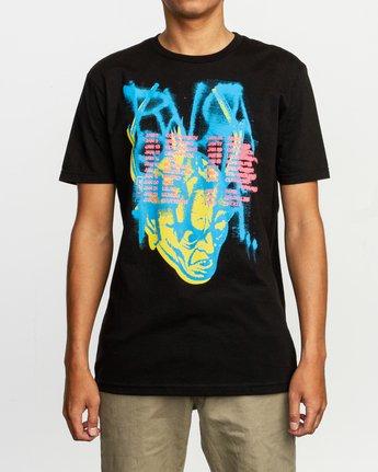 1 Dmote Strange Tour T-Shirt  M401TRST RVCA