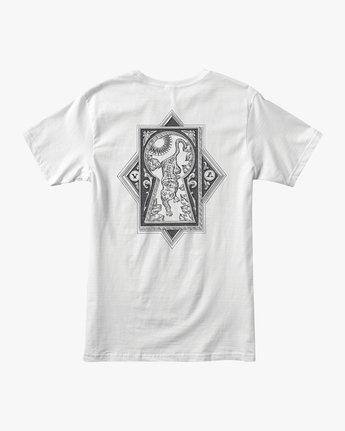 0 JeanJean Tigre T-Shirt White M401TRTI RVCA