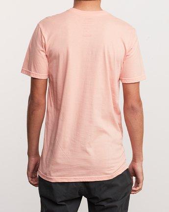 3 Alex Smith Beyond Reality T-Shirt Orange M401URBR RVCA