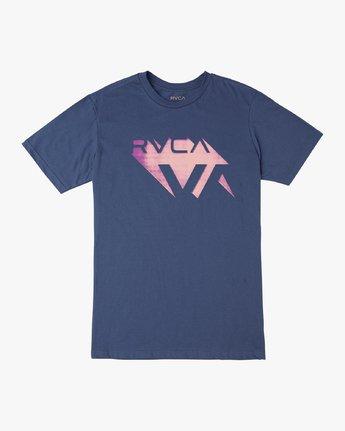 0 3D VA T-Shirt Blue M401URDV RVCA