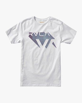 0 3D VA T-Shirt White M401URDV RVCA