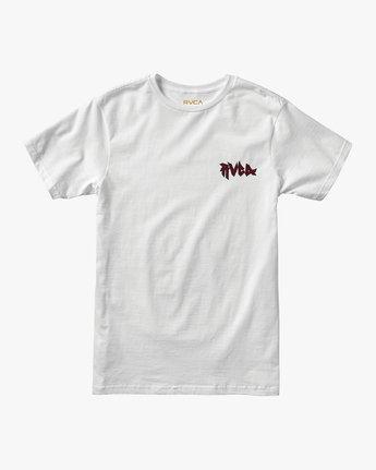 1 Redondo Monster T-Shirt White M401URMO RVCA
