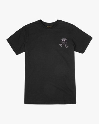 0 Peace Bro T-Shirt Black M401URPE RVCA