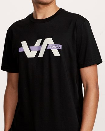 3 Random Box T-Shirt Black M401VRRB RVCA
