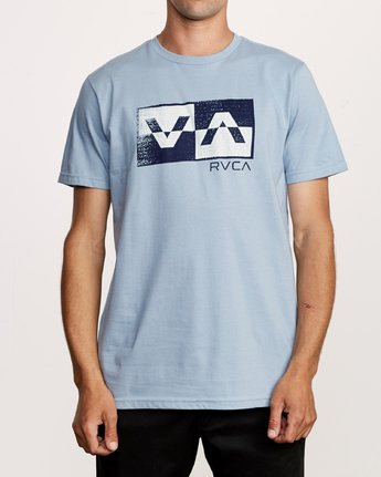 1 Random Box T-Shirt Blue M401VRRB RVCA
