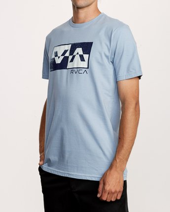2 Random Box T-Shirt Blue M401VRRB RVCA