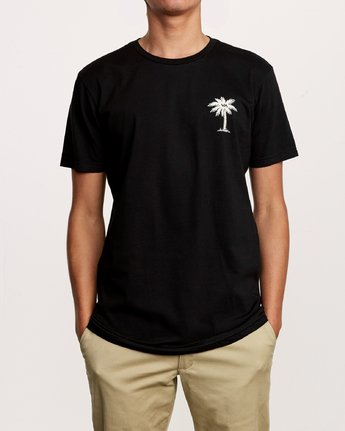2 Resort HI T-Shirt  M401VRRE RVCA