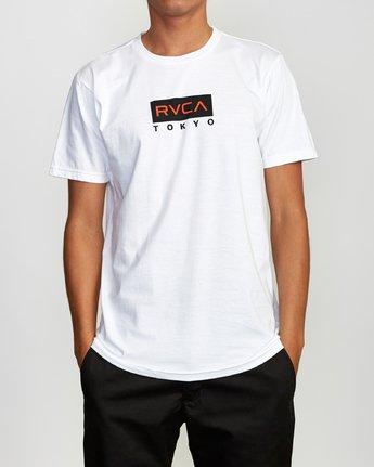 2 RVCA Tokyo T-Shirt  M401VRRT RVCA