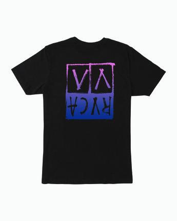 0 Unplugged T-Shirt Black M401WRUN RVCA