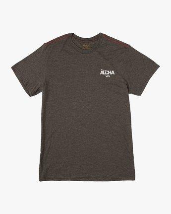 1 Bold Aloha T-Shirt Black M402KRBH RVCA