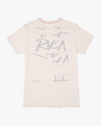 0 Displacement T-Shirt  M402NRDI RVCA