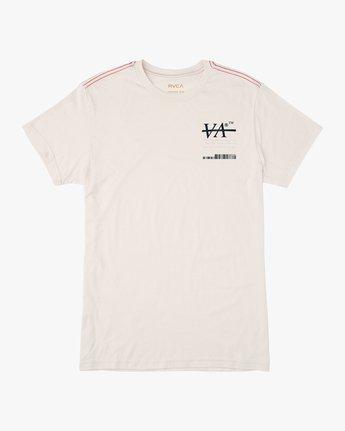 1 Displacement T-Shirt  M402NRDI RVCA