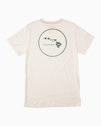 0 RVCAloha VA T-Shirt  M403NRRV RVCA