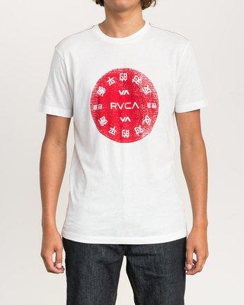 1 VA RVCA VA T-Shirt  M403PRVT RVCA