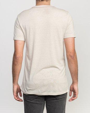 3 Mortal Justice Tri-Blend T-Shirt  M405PRMO RVCA