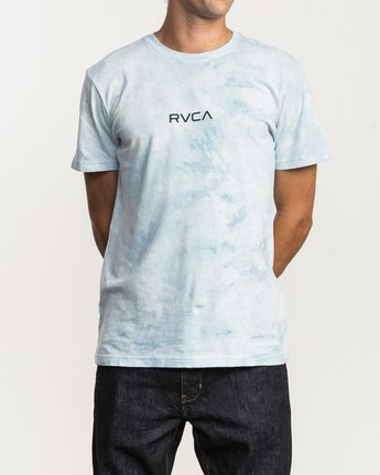 1 Center RVCA Washed T-Shirt  M409QRCE RVCA