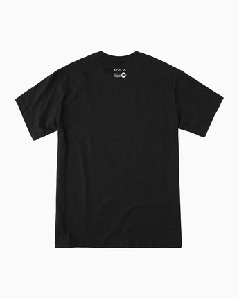 1 Beautiful Losers Yelland T-Shirt Black M410QRYE RVCA