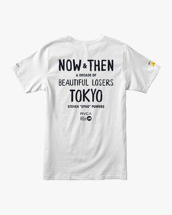 1 ESPO BL Tokyo T-Shirt White M410VRET RVCA