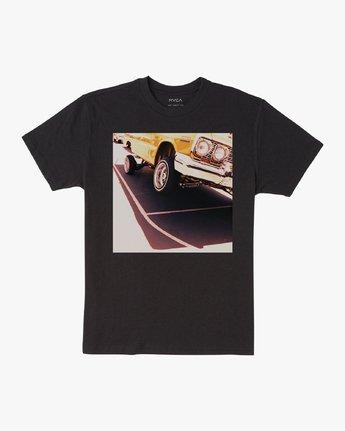 0 Bajda Hydraulic T-Shirt Black M410VRHY RVCA