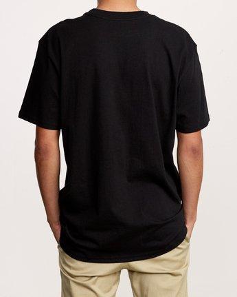 3 Bajda Hydraulic T-Shirt Black M410VRHY RVCA