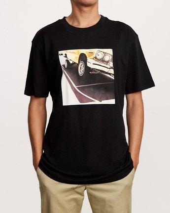 1 Bajda Hydraulic T-Shirt Black M410VRHY RVCA