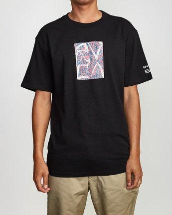 1 Niikuratakao Tokyo T-Shirt Black M410VRNI RVCA