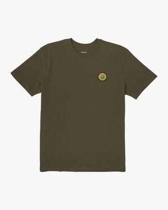 1 JeanJean Tiger Portrait T-Shirt  M410WRTI RVCA