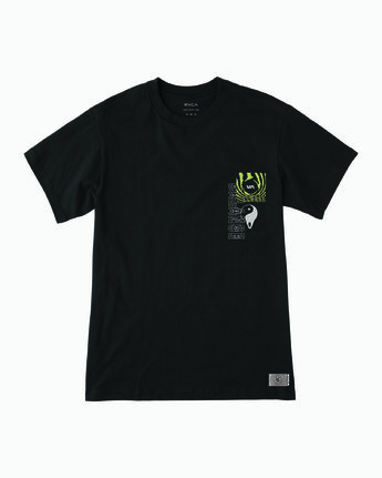 1 Void T-Shirt Black M410WRVO RVCA