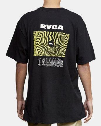 4 Void T-Shirt Black M410WRVO RVCA
