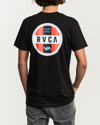 4 Indobrok Pocket T-Shirt  M412SRIN RVCA
