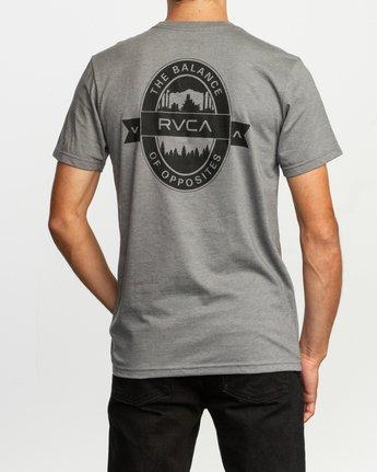 4 Barley T-Shirt  M412TRBA RVCA