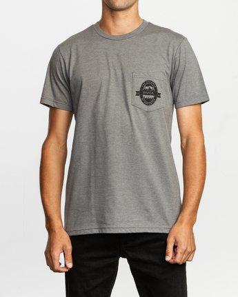 2 Barley T-Shirt  M412TRBA RVCA