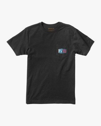 1 Carborator T-Shirt  M412TRCA RVCA