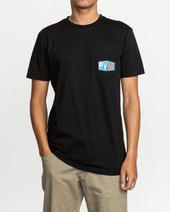 2 Carborator T-Shirt  M412TRCA RVCA