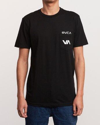 1 Over Under T-Shirt  M412UROV RVCA