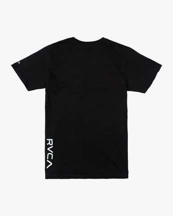1 ART OF JIU JITSU BRAND BOX TEE  M412VRAB RVCA