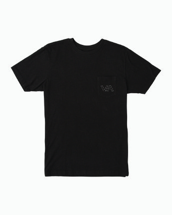 1 Barbed T-Shirt Black M412WRBA RVCA
