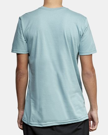 2 Cross Fade T-Shirt Multicolor M412WRCF RVCA