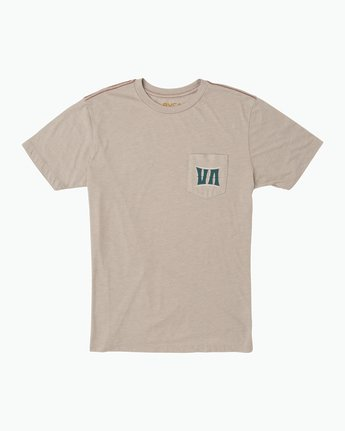 1 Sagebrush Pocket T-Shirt Multicolor M416SRSA RVCA