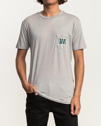 2 Sagebrush Pocket T-Shirt Multicolor M416SRSA RVCA