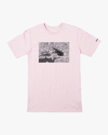 0 Deanna BL Tokyo T-Shirt Pink M419VRDT RVCA