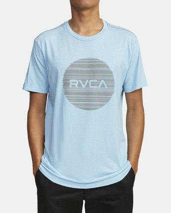 1 GLITCH MOTORS SS Blue M4201RGB RVCA