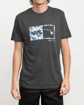1 Floral Balance Box T-Shirt  M420PRFS RVCA