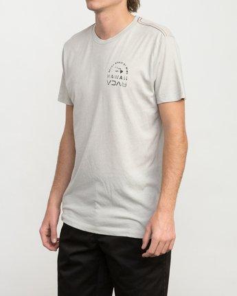 3 Mind State T-Shirt  M420PRMS RVCA