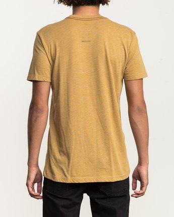 3 Astro Grillo T-Shirt  M420SRAS RVCA