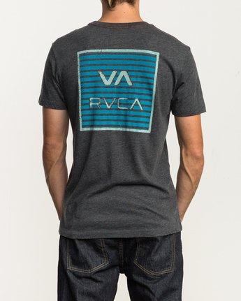 4 Blinder VA T-Shirt Black M420SRBL RVCA