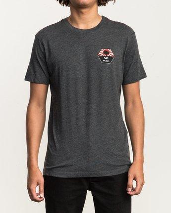 2 Bruce Irons T-Shirt Black M420SRBR RVCA